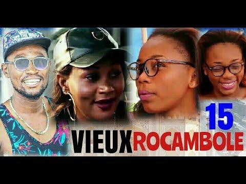 VIEUX ROCAMBOLE  15 Théâtre Congolais Nouveauté 2018 avec GUECHO,Toupac,SHAMA, José de londre