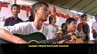 Download Lagu [LAGI] Pengamen Kreatif Suara Emas Sindir Pemerintah JKW & SBY Gratis STAFABAND