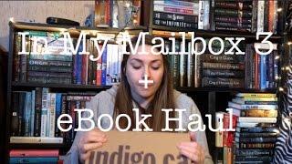 In My Mailbox 3 + eBook Haul