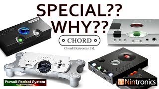 Chord Electronics DAC Technology What Makes them Special? Rob Watts Talk @ Nintronics Open Day 2018