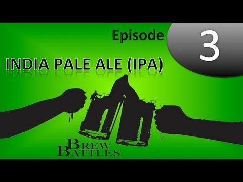 Brew Battles - IPA (Blind Beer Taste Test)