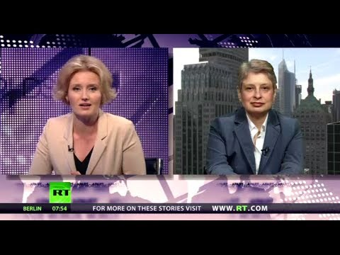 Clash of Russia & NATO interests? Khrushchev's great-granddaughter talks Crimea