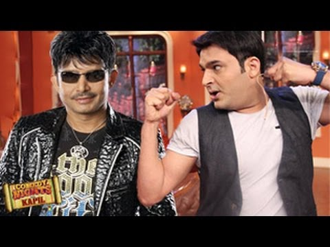 Kamaal R Khan On Comedy Nights With Kapil 12th July 2014 Episode
