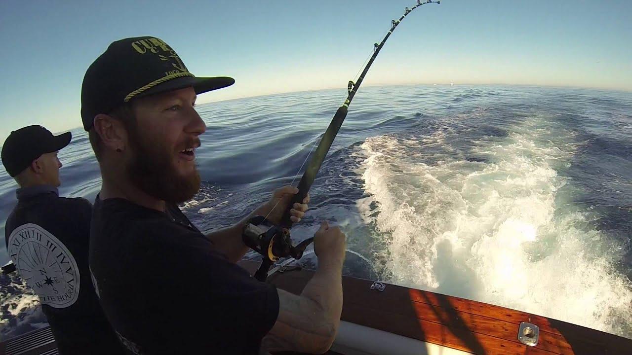 Offshore Fishing California   2015   Tuna Carnage