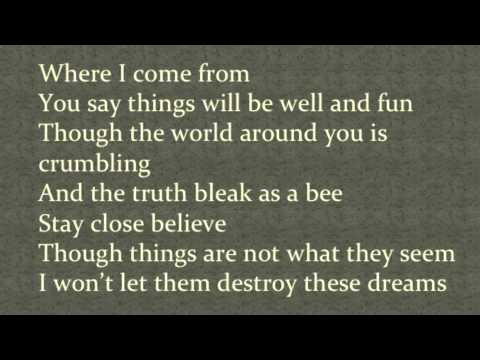 Where I Come From by Passion Pit with lyrics