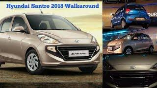 Hyundai Santro 2018 Walkaround
