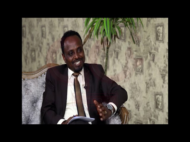 Nahoo TV | Interview With Ato Ysuf Yasin