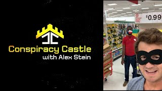 Video: #AllMasksMatter. I am Shopping with a Face COVERING. Leave me alone - Conspiracy Castle