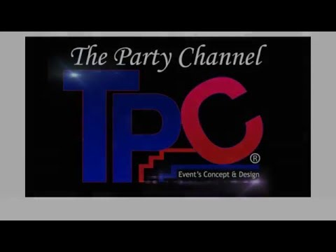 TPC Events Concept and Design 30 seconder video..