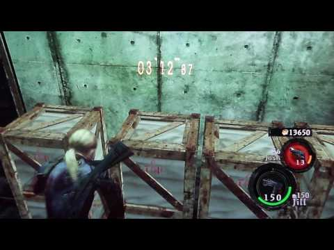 Resident Evil 5 DLC - Desperate Escape DLC pt6