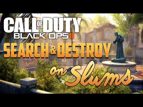 SNEAKY SLUM DOGS ★ BLACK OPS 2: SND ON SLUMS