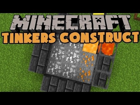 Top1mc - Tinkers' Construct Mod 1.10.2 - Minecraft Installation & Review