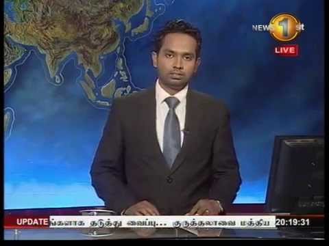 8pm News 1st Prime Time  Shakthi Tv News 21th Octomber 2014 video