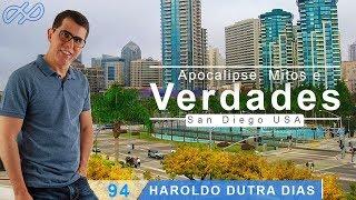 "Haroldo Dutra Dias ""Apocalipse, Mitos e Verdades"" San Diego USA"