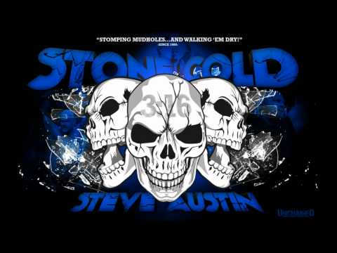 Stone Cold Steve Austin 7th Theme Song - Hell Frozen Over (V2...