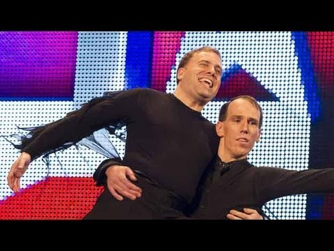 The Sugar Dandies - Britain's Got Talent 2012 audition - UK version