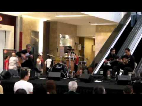 Sonidos de Ebano - Multiplaza del Este Agosto 2010