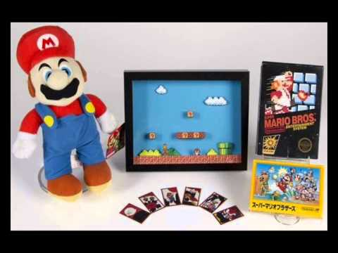 Super Mario Bros., Pong among first to enter World Video Game Hall of Fame