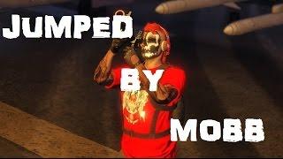 GTA Online | Jumped #2 | Legendary Change Crew (MOBB)
