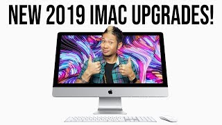 New 2019 Apple iMac Upgrades + AirPower Coming Soon!