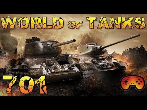 Artys noch immer zu stark?? #701 World of Tanks - Gameplay - German/Deutsch - World of Tanks