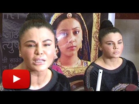 Pratyusha Banerjee Suicide: Rakhi Sawant's FULL Press Conference