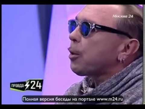 Гарик Сукачев слушает только «винил»