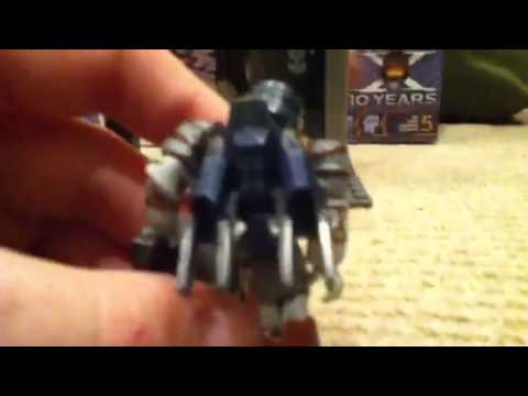 Halo mega bloks odst ambush review