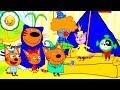 Детский уголок/Kids'Corner #3 Три Кота Книжка Киношедевр! Как котята снимали фильм!