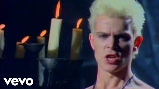 Клип Billy Idol - White Wedding