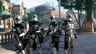 501st Legion Destroy the MTT - Star Wars Battlefront 2