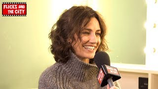 Doctor Who Christmas Special The Time of the Doctor Tasha Lem Interview - Orla Brady