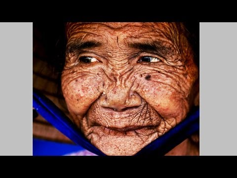 100 YEAR OLD lady made YOUNG and BEAUTIFUL again!