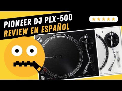 PIONEER DJ PLX-500-K | Unboxing & Review