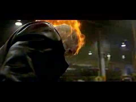 New Ghost Rider trailer Video