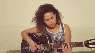 Te vivo - Luan Santana (cover)