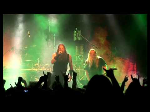 Amon Amarth - Legend Of A Bainshed Man