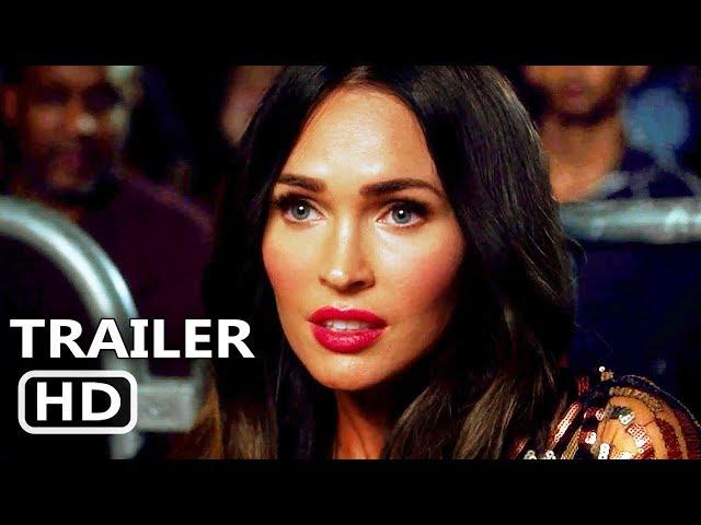 ABOVE THE SHADOWS Official Trailer (2019) Megan Fox Movie HD thumbnail