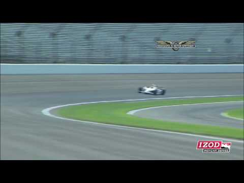Lloyd Discusses Qualifying for the Indianapolis 500 Video