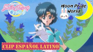 Sailor Moon Crystal - Acto 2 Ami Sailor Mercury Español Latino