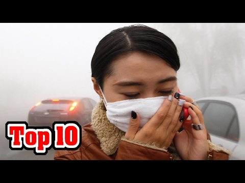 Top 10 Countries That Emit The Most Pollution
