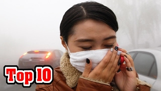 10 Countries That Emit The Most Pollution