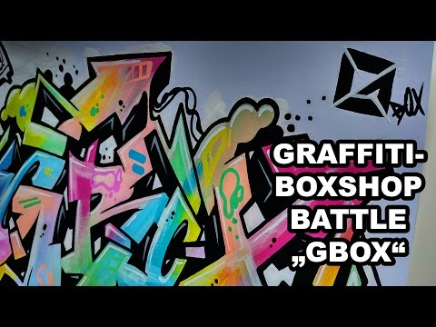 Graffitiboxshop
