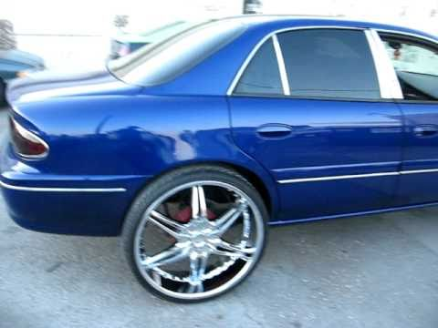 26 Quot Rims On 1998 Buick Century Color Change Johns Restoration Youtube