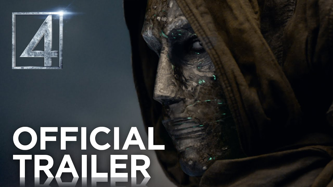 New Fantastic Four Official Trailer!