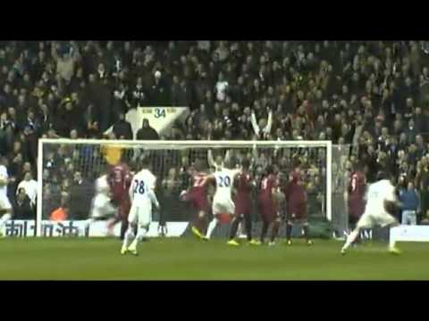 All Tottenham Hotspur Goals 2012-13