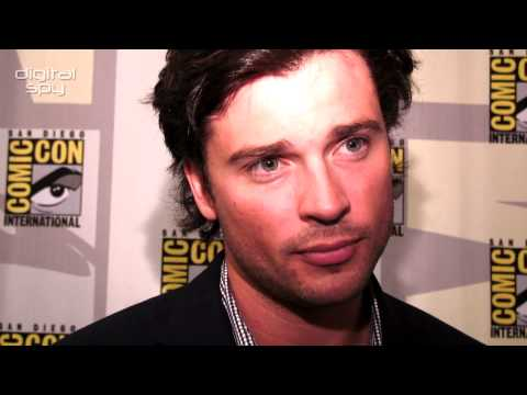 Tom Welling talks 'Smallville' Video