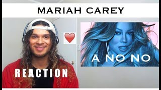 Mariah Carey A No No Reaction Audio