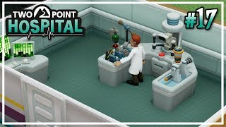 1 Star and Research #17 - Two Point Hospital (Mitton University) - Let's Play