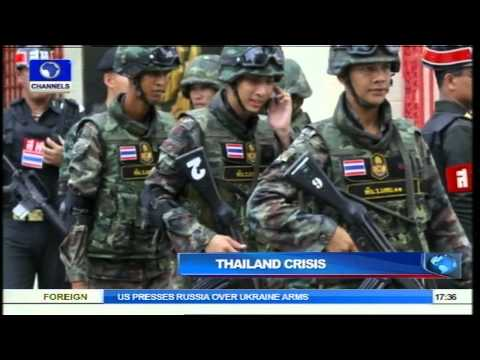 Exiled Thai Prime Minister Forms Anti-Coup Group